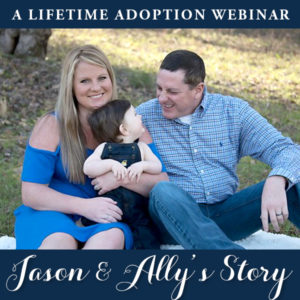Jason and Ally's Adoption Story